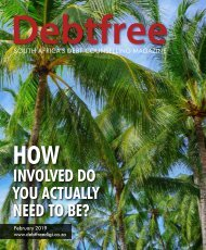 Debtfree Magazine Feb 2019
