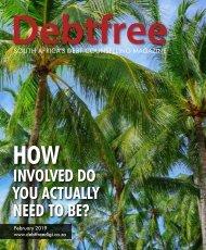Debtfree Magazine Feb 2019