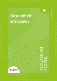 Gesundheit & Soziales