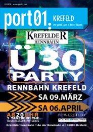 port01 Krefeld | 03.2019