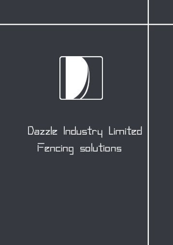 Dazzle industry limited Company catalogue