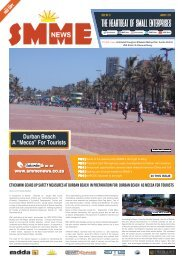 SMME NEWS - JANUARY 2019 ISSUE