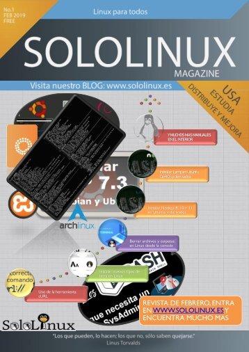 SOLO LINUX_N1_FEBRERO 2019