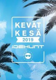 IdeHunt Oy - Kuvasto - kevät-kesä 2019