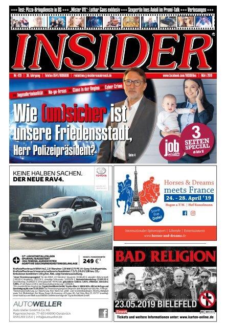 Insider Osnabruck Marz 2019 No 428