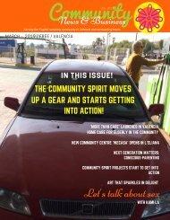 Community Spirit, March 2019