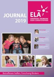 ELA Journal 2019