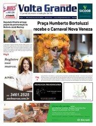 Jornal Volta Grande | Edição 1155 Forq/Veneza