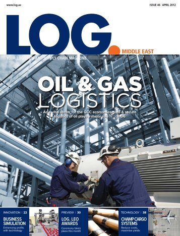 Logistics - log middle east