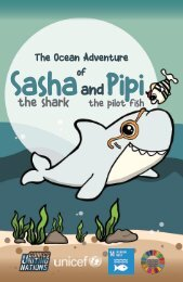 The Ocean Adventure of Sasha and Pipi