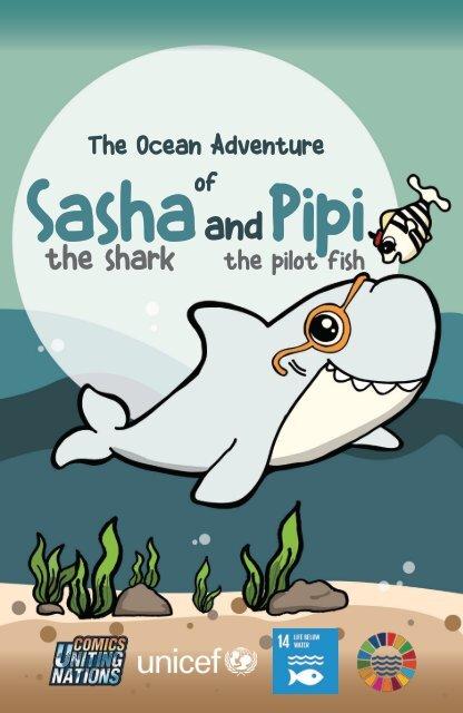 The Ocean Adventure of Sasha and Pipi