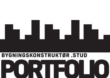Bygningskonstruktør Portfolio Feb 2019