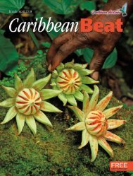Caribbean Beat — March/April 2019 (#156)