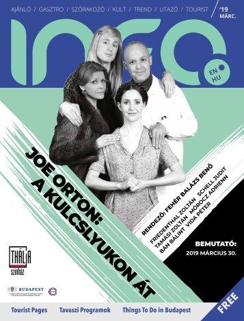 InfoPont Magazin Március