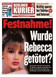 Berliner Kurier 01.03.2019