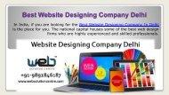 Website Development Company In India