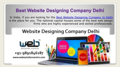 Website Development Company In India