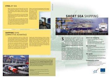 short sea - European Shortsea Network