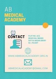 Best Medical Entrance Coaching Center in Bhubaneswar