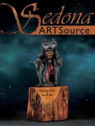 Sedona Art Source - Volume Three