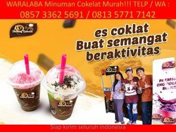 franchise terbaru Surabaya / waralabaminumanmurah.com