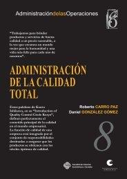Administración de la calidad total- Carro_Gonzáles