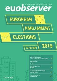 European Parliament Elections 2019