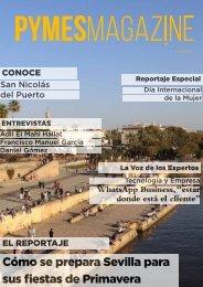 revista PYMES Magazine nº 13 marzo