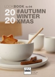 ASA 2020 Herbst/Winter/XMas