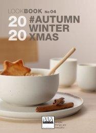 ASA 2020 Herbst/Winter/XMas