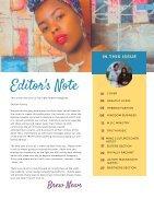 The Light - Hebrew Magazine - Page 3