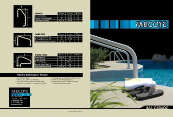 RAIL CATALOG - Fabcote
