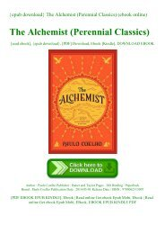 Ebook The Alchemist Bahasa Indonesia
