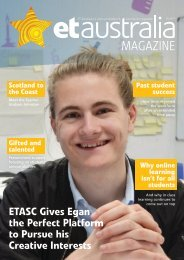 ET Australia Magazine Issue #3 February 2019