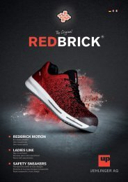 Redbrick Brochure UP