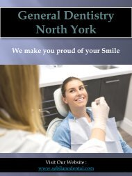 General Dentistry North York