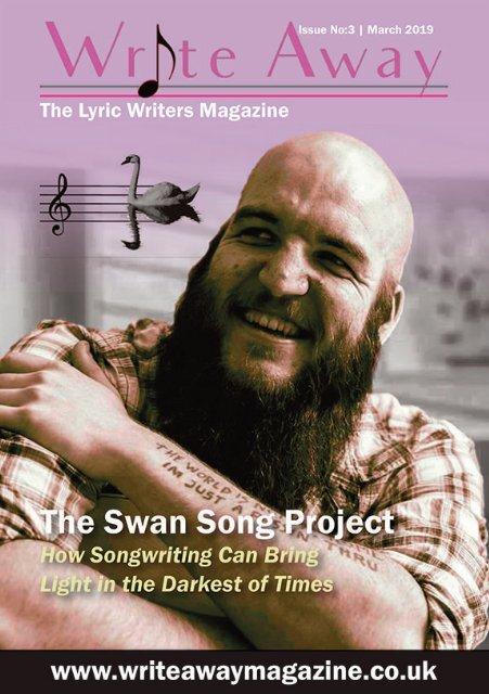 Write Away Magazine Issue No3