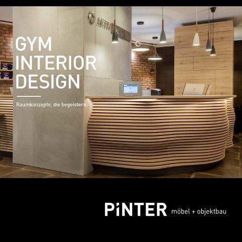 PINTER GYM INTERIOR DESIGN