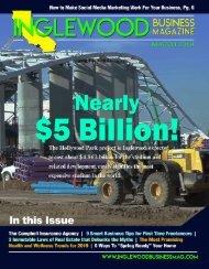 Inglewood Business Magazine March 2019