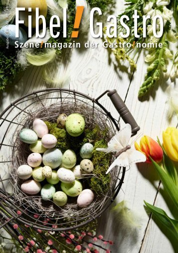 Fibel!Gastro März/April 2019