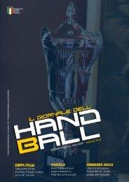 Il Giornale dell'Handball - Febbraio 2019