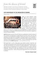 St Mary Redcliffe Parish Magazine March 2019 - Page 5