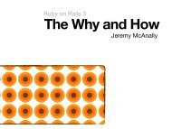 Jeremy McAnally Ruby on Rails 3