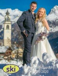 Rob Grange Photography Ski Brochure