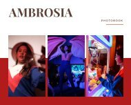 Ambrosia Photobook
