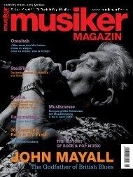Musiker Magazin 4/2018 | 1/2019
