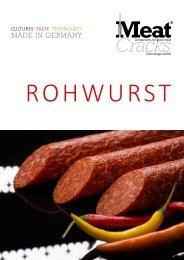 Meat Cracks – Rohwurst DE