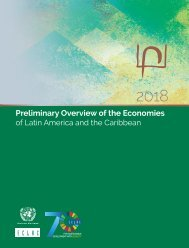 Preliminary Overview of the Economies of Latin America and the Caribbean 2018