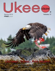 Ukeedaze Magazine - Volume 17 (Spring 2019)