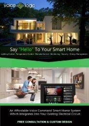 Voice Logic Smart Home Automation